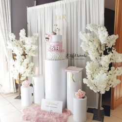 Décoration mariage candy bar