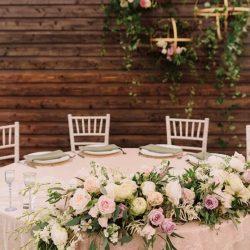 Décoration mariage jeunes mariés